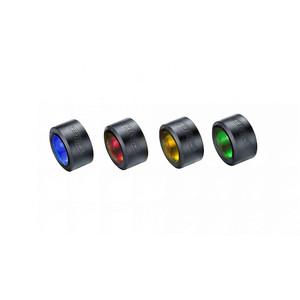 Walther Jeu de filtres colorés pour PL70, PL70r, PL80