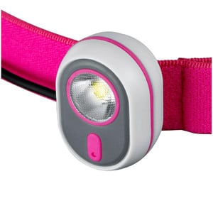 Alpina Sports Lampe frontale AS01 fuchsia