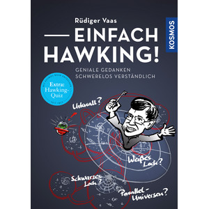 Kosmos Verlag Buch Einfach Hawking!