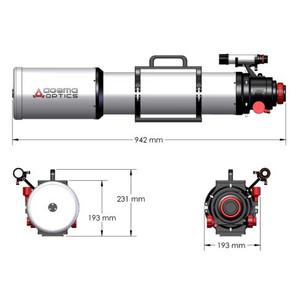 Réfracteur apochromatique Agema Optics AP 130/1040 SD 130 F8 OTA