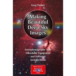 Springer Libro Making Beautiful Deep-Sky Images