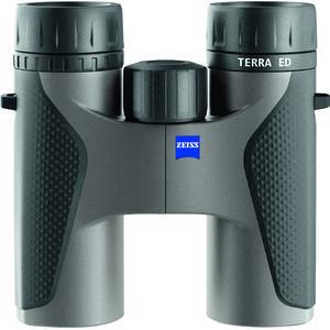 ZEISS Binocolo Terra ED Compact 10x32 black/grey