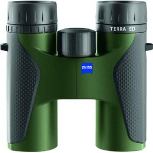 ZEISS Binocolo Terra ED Compact 10x32 black/green