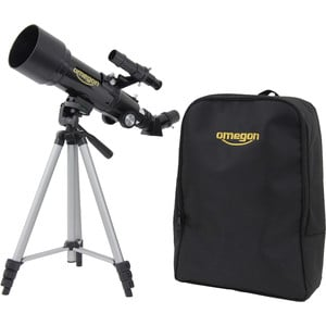 Omegon Telescope AC 70/400 Solar BackPack AZ