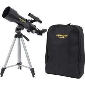 Sonnenteleskop mit Rucksack