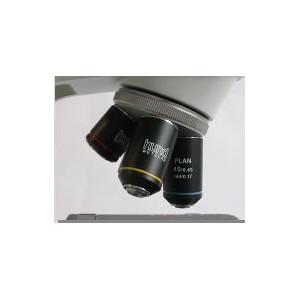 Hund Mikroskop MED PRAX 3, bino, 40x - 1000x