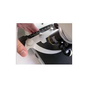 Hund Microscopio MED PRAX 3, bino, 40x - 1000x