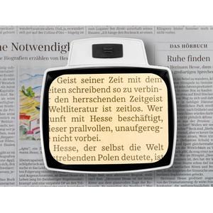 Eschenbach Lente d`Ingrandimento visolux+, 3x