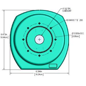 Apogee Kamera Aspen CG47-MB grade 1 Mono