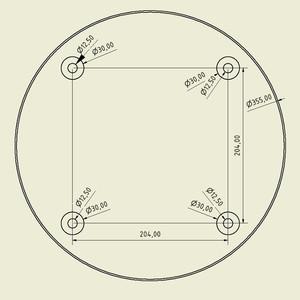 Omegon Telescópio panorâmico Bonview 20x100