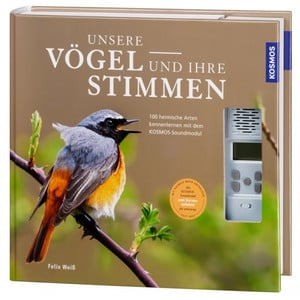Kosmos Verlag Unsere Vögel und ihre Stimmen