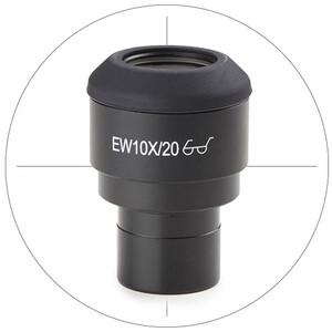 Euromex IS.6010-C, WF10x/20 mm Ø 23.2mm, crosshair, (iScope)