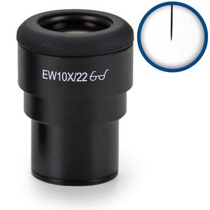 Euromex IS.6210-P, WF 10x/22, pointer, Ø 30 mm (iScope)