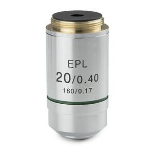 Euromex Obiettivo IS.7120, 20x/0.40, EPL, E-plan (iScope)