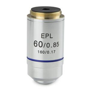 Euromex Obiettivo IS.7160, 60x/0.85, EPL, E-plan, S (iScope)