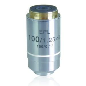 Euromex Obiettivo IS.7100, 100x/1.25, EPL, E-plan, S (iScope)