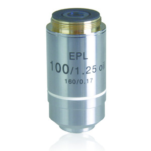 Euromex Objective IS.7100, 100x/1.25, EPL, E-plan, S (iScope)