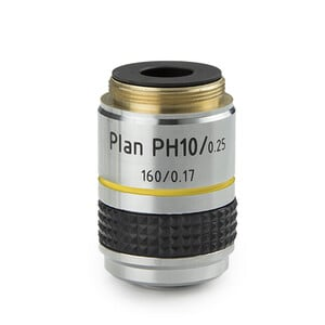 Euromex Obiettivo IS.7710, 10x/0.25, PLPH, plan, phase (iScope)