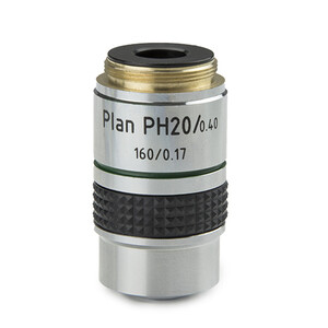 Euromex Objective IS.7720, 20x/0.40, PLPH, plan, phase (iScope)