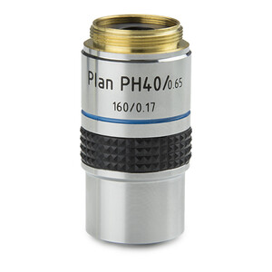 Euromex Obiettivo IS.7740, 40x/0.65, wd 0,37 mm, PLPH, plan, phase, S (iScope)