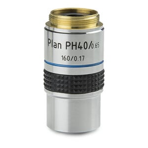 Euromex Objective IS.7740, 40x/0.65, wd 0,37 mm, PLPH, plan, phase, S (iScope)