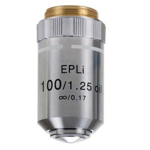 Euromex Obiettivo IS.8800, 100x/1.25, EPLi , E-plan, infinity (iScope)