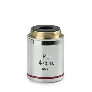Euromex Obiettivo IS.7204, 4x/0.10, PLi , plan, infinity (iScope)