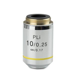 Euromex Obiettivo IS.7210, 10x/0.25, PLi, plan, infinity (iScope)