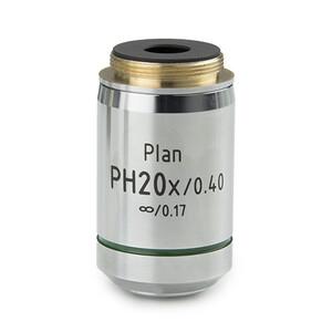 Euromex Obiettivo IS.8920, 20x/0,40, PLPHi, plan, fase, correzione infinito (iScope)