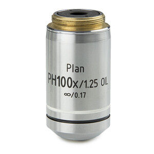 Euromex Obiettivo IS.8900, 100x/1.25, PLPHi, plan, phase, infinity, S (iScope)