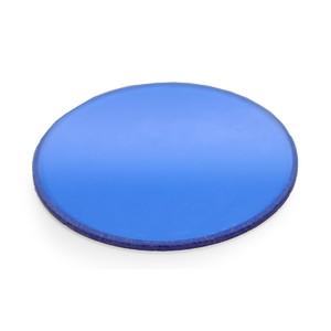Euromex Filtro blu opaco IS.9700, Ø 45 mm per montatura lampada iScope