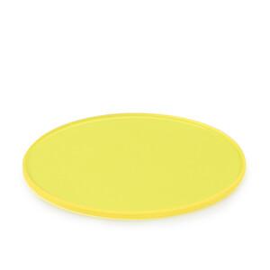 Euromex Filtro giallo opaco IS.9704, 45 mm per montatura lampada iScope
