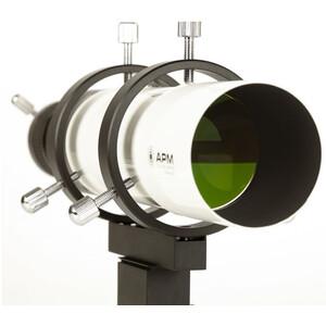 APM Cannocchiale cercatore 50 mm visione diritta e oculare con reticolo illuminato