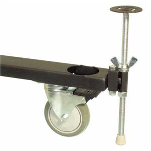 JMI appoggio livellante per base a rotelle, set