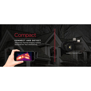 Seek Thermal Camera termica Compact Android