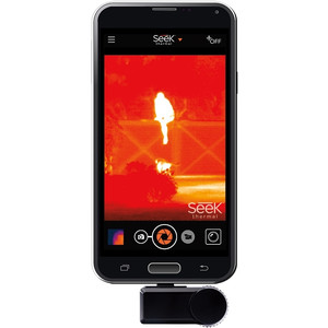 Caméra à imagerie thermique Seek Thermal Compact Android