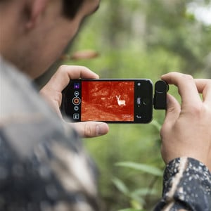 Seek Thermal Camera termica Compact XR IOS