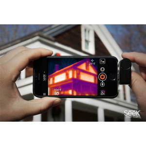 Seek Thermal Thermalkamera Compact XR IOS