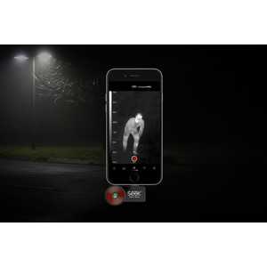 Seek Thermal Thermal imaging camera CompactPRO FASTFRAME IOS