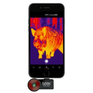 Seek Thermal Thermalkamera CompactPRO FASTFRAME IOS