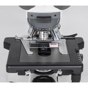 Microscope Motic BA410 Elite, trino, Hal, 100W, 40x-1000x