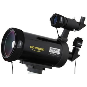Omegon Manguito calefactado de 20 cm para buscadores de 50 mm