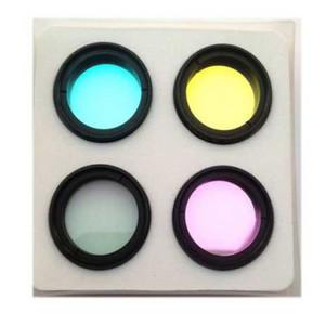 "ZWO Filtro Set filtri L-RGB per ASI 1600 MM Mono 1,25"""
