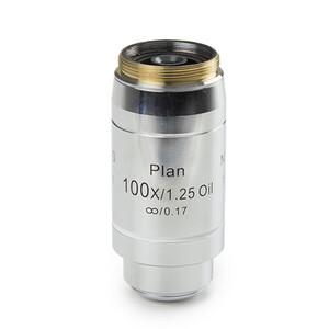 Euromex Obiektyw DX.7200, 100x/1,25, wd 0,2 mm, PLi, plan,  infinity, S oil (DelphiX)