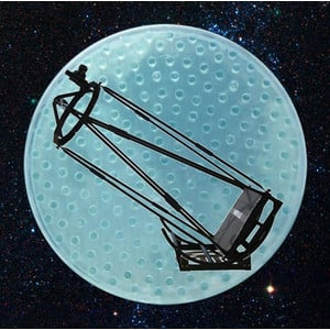 Hubble Optics Dobson telescope N 406/2032 UL16 f/5 Premium Ultra Light DOB