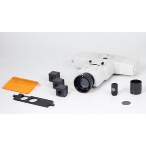 Motic Epi-Fluorescence attachment + filter cassette (BA410E, BA310E)