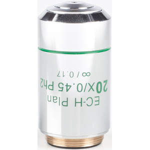 Motic Obiettivo 20X / 0.45, wd 0.9mm, CCIS, EC-H PLPH, e-plan, pos. phase, infinity (BA410E, BA310)