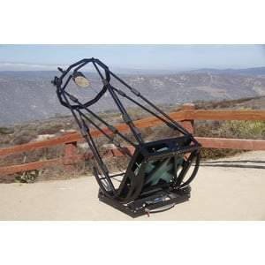 Hubble Optics Dobson telescope N 607/2012 UL24 f/3.3 Premium Ultra Light DOB
