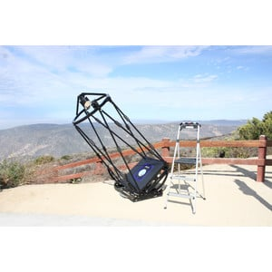 Télescope Dobson Hubble Optics N 607/2012 UL24 f/3.3 Premium Ultra Light DOB
