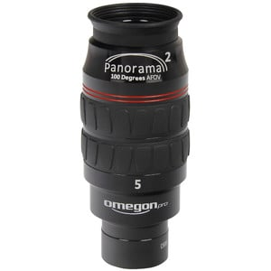 Omegon Oculaire Panorama II 5 mm  1,25''